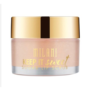 (預購) Milani Keep It Sweet Sugar Lip Scrub 唇部磨砂
