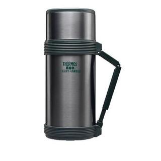 THERMOS 膳魔師不銹鋼真空保溫瓶/燜燒罐 HJC-750-CGY