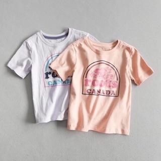 新品小童 Roots彩虹拱橋 小海狸 圓領短袖T恤