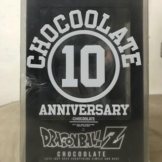 Chocoolate x Dragonball Z 動畫30週年紀念限定 全黑悟空