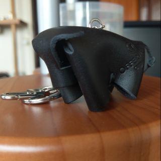 OFFERMANN全牛皮造型吊飾鑰匙圈