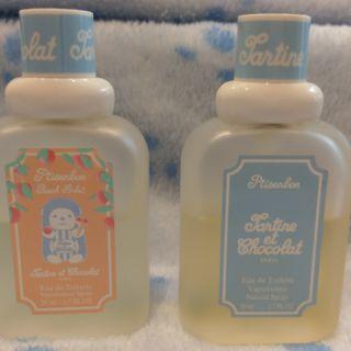 紀梵希小熊寶寶香水50ml~二瓶300元