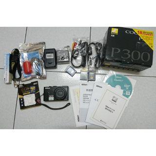 Nikon P300數位相機