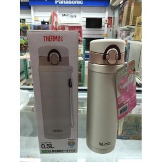 ㊣新品出清㊣THERMOS膳魔師 0.5L不銹鋼真空保溫瓶【JNG-500-VAN/JNG-500-PN】2種顏色可選