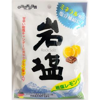 扇雀飴岩鹽糖-檸檬味85g-松本雜貨舖