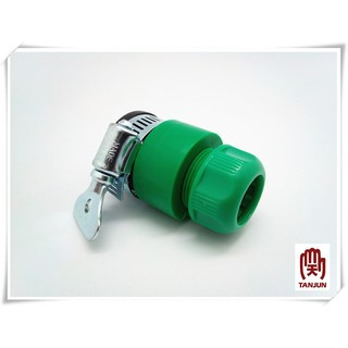[天掌五金]【W-3360】 水龍頭接頭 水管接頭 水接頭 塑膠接頭 管接頭