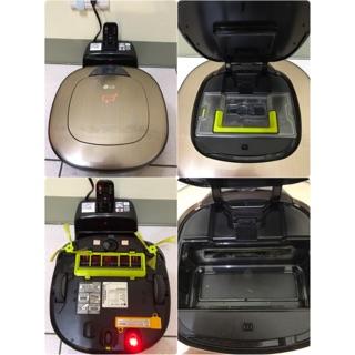 LG小金2.0、 掃地機器人