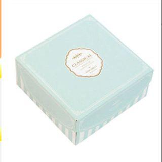 食品紙盒 禮品紙盒 蛋糕盒 英式點心盒 日光巴黎【10入】