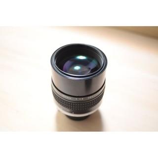 nikon 105mm f1.8 手動鏡 9.5成新以上