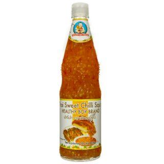 泰國 HEALTHY BOY 仁和園 甜雞醬 甜辣醬 肥兒標