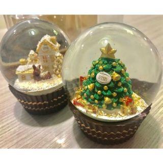 一組二款750金莎水晶球金莎聖誕球聖誕樹聖誕節裝飾聖誕水晶球聖誕屋