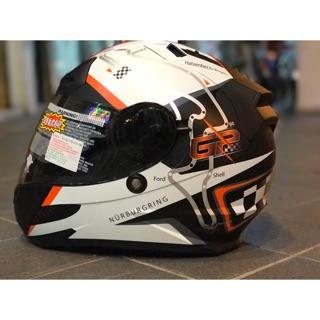 THH TS-43A+ GP賽道塗裝 新品 國產帽 安全帽 頭盔