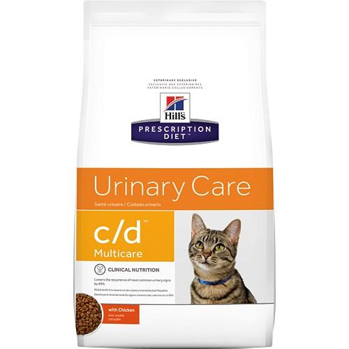 [旭傑] 希爾思 貓 c/d cd Multicare 泌尿道護理 希爾斯 處方飼料 Hills 成貓飼料 幼貓飼料
