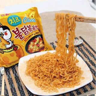 韓國 三養 起士火辣雞肉風味乾燒拉麵