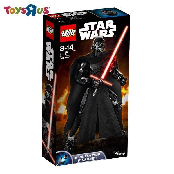 玩具反斗城~LEGO樂高 75117 星際大戰 Kylo Ren
