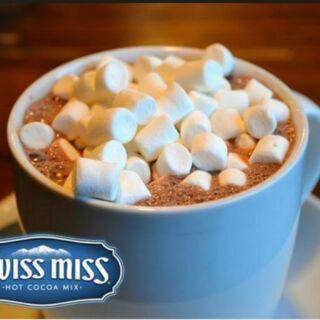 好市多代購-SWISS MISS 棉花糖即溶可可粉/牛奶巧克力粉