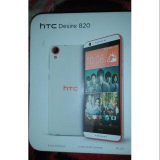HTC Desire 820 功能正常前天更換原廠新電池