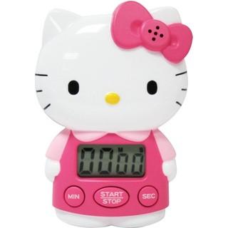 Hello Kitty 造型計時器 桃色