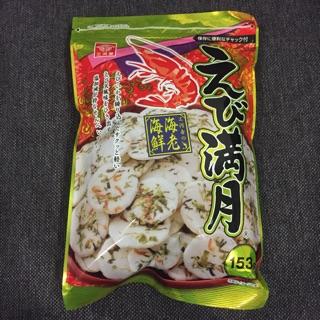 日本三河屋海鮮蝦餅