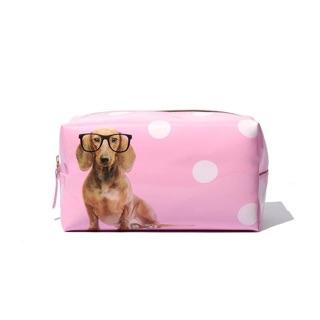 臘腸狗圖案化妝包