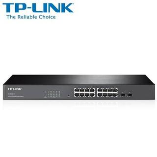 TP-LINK TL-SG2216 16 埠 Gigabit 智慧型網路交換器