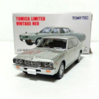 Tomytec 1/64 TLV LV-N94b NISSAN GLORIA 2000SGL 日產 Tomica