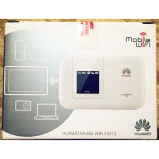 華為 Huawei 4g 行動 熱點分享器 e5372