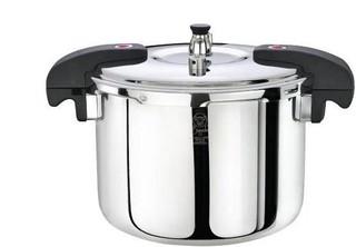 牛頭牌雅適商用快鍋12L(電木雙耳)|瓦斯爐、電磁爐、電爐、陶磁爐、黑金爐