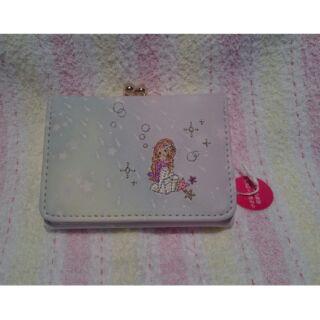 日本帶回 petit fleur 美人魚短皮夾