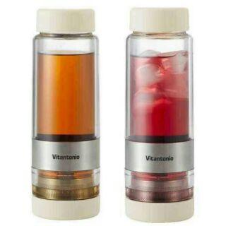 [預購]日本直送 TWISTEA超神奇扭扭杯 泡茶、冷飲利器 380ml