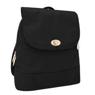 TRAVELON 防盜後背包/防盜鋼網/防搶/出國旅遊 Tailored Backpack TL-43195 黑