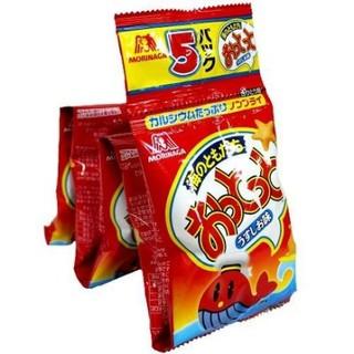 ++爆買日本++日本進口 森永製果 5連魚型餅乾(鹽味/野菜清湯)-小魚造型餅乾 蔬菜小魚餅 MORINAG