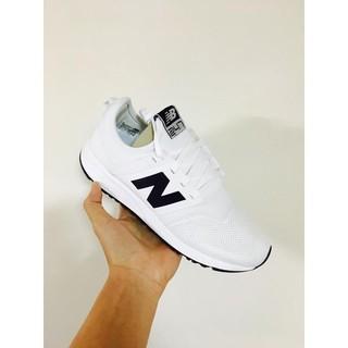 New Balance 247 classic 白底黑N 男女鞋
