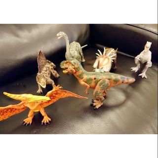 好市多恐龍6隻