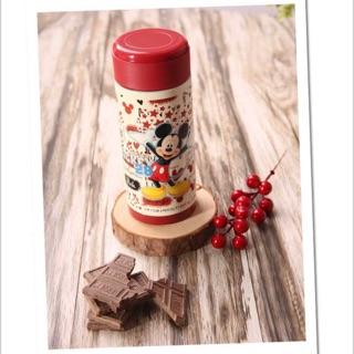 米奇不鏽鋼真空保溫杯320ml DISNEY迪士尼保溫瓶 隨行杯 杯子 攜帶式 可愛 禮物 Mickey