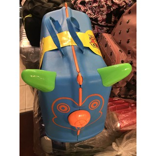 ﹝CODY小店﹞ 兒童旅行箱 兒童行李箱 可愛造型 玩具造型 啟智樂 四輪