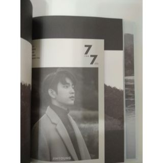 GOT7 7 for 7 珍榮歌詞本