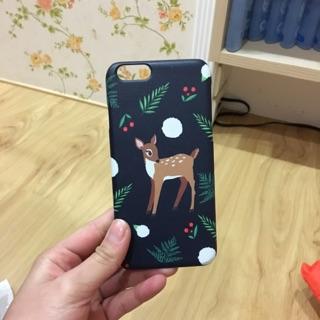 iphone小鹿斑比手機殼