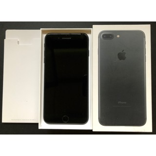 Apple iPhone 7 Plus 32GB 霧黑