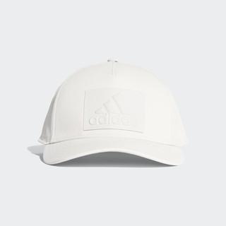 4/26 代購 ADIDAS LOGO CAP 白色 LOGO 老帽 CF4891