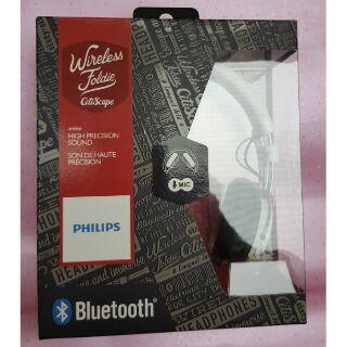 PHILIPS 飛利浦⭐頭戴式藍芽耳機 SHB8000