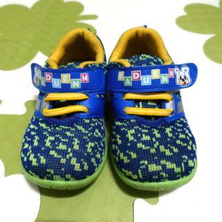 巴頓 BA DUENN 2588 台灣製 保麗優 鞋仔不臭 透氣 針織 男童 休閒鞋 運動鞋