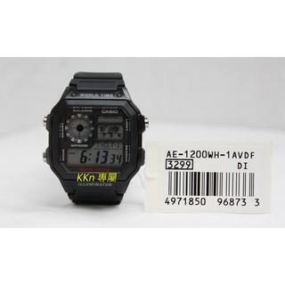 KKn a02_070200 CASIO AE-1200 手錶