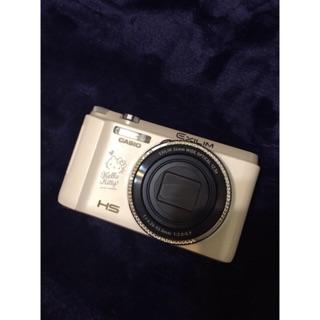 「二手」CASIO 卡西歐 ZR1500 kitty 限量版 白色 相機 數位相機 全配 保卡未壓日期