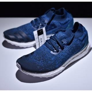Adidas ULTRA BOOST UNCAGED 海洋之心 藍 襪套式慢跑鞋 36~46