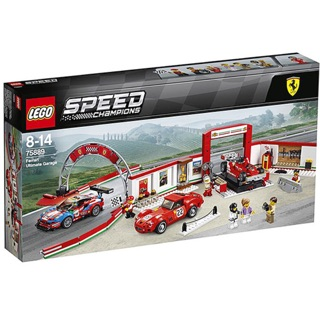 ®️樂高 LEGO®︎75889 Ferrari Garage 250 GTO, 488 GT Speed
