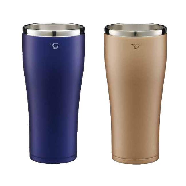 象印0.6L不鏽鋼真空保溫杯 SX-DD60琉璃藍AD
