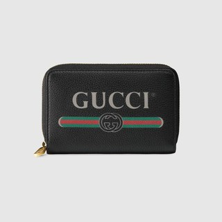 英德連線6/9-6/15: Gucci Gucci Print leather card case 四款