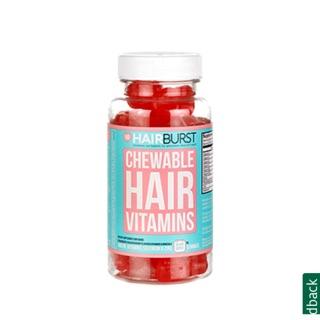 英國代購 Holland&Barrett hairburst new mums頭髮營養素防脫髮軟糖 60顆 30天份