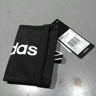 愛迪達adidas 錢包 皮夾 零錢包 AJ9977